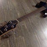 Бас-гитара aria igb-std mbs. Фото 1.