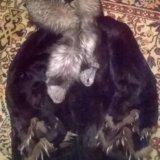 Шубка из кролика. Фото 1. Солнечногорск.