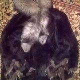 Шубка из кролика. Фото 2. Солнечногорск.