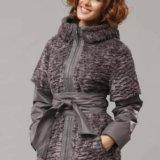 Зимнее пальто-пуховик. Фото 3.