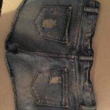 Шорты джинсовые на 42/44. Фото 2. Набережные Челны.