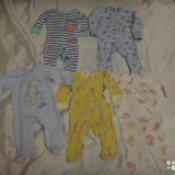 Вещи для малыша рр56-60. Фото 2.