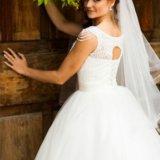 Свадебное платье. Фото 4. Волгоград.