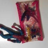 Коллекционная фигурка человека-паука. Фото 4.