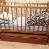 Детская кроватка. Фото 3.