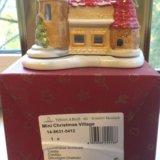 Villeroy boch mini christmas village. Фото 2. Москва.