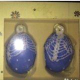 Villeroy boch мини-яйцо 2 шт, 6.5 см. Фото 1.