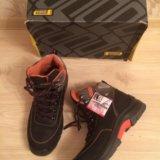 Ботинки panda s3 новые с биркой. Фото 1.