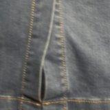 Юбка джинсовая. Фото 4.