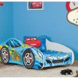 Кровать auto cars 140x70. Фото 3.