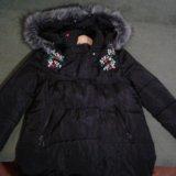Куртка для беременных. Фото 1.