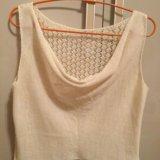 Блуза, натуральный лен. Фото 1.