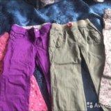 Детские штанишки на девочку. Фото 1. Королев.