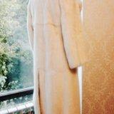 Норковая шубка palomino. Фото 3.