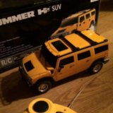 Машина hummer радиоуправляемая. Фото 1.