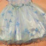 Детское платье. Фото 1. Нерехта.