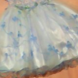 Детское платье. Фото 3. Нерехта.