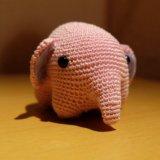 Розовый слон.. Фото 1. Москва.