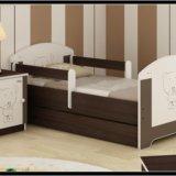 Кровать 140/70 oskar baby boo. Фото 2.