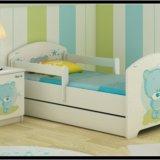 Кровать 140/70 oskar baby boo. Фото 4.