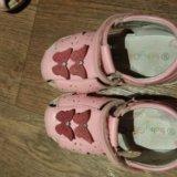Детские сандалии 26размер. Фото 1.
