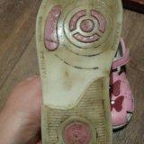 Детские сандалии 26размер. Фото 3.