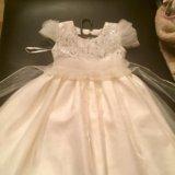 Праздничное платье для принцессы. Фото 1.