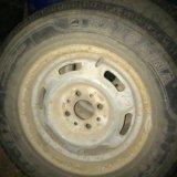 Зимние колеса два r13. Фото 2.