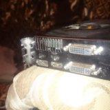 Видеокарта radeon hd7770, 1g с диском.. Фото 2.
