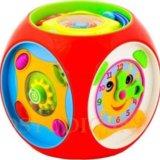 Развивающая игрушка kiddieland мультикуб. Фото 2.