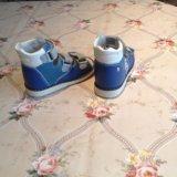 Детские сандалики sursil ortho. Фото 1.