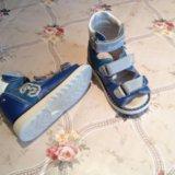 Детские сандалики sursil ortho. Фото 3.