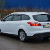 Ford focus 3. Фото 4.