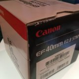 Canon ef 40mm f/2.8 stm. Фото 3.