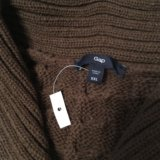 Новый вязаный свитер gap полувер. Фото 1.