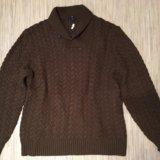 Новый вязаный свитер gap полувер. Фото 2.