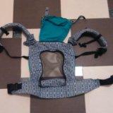 Эрго-рюкзак +слинг. Фото 2.
