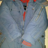 Зимняя куртка для мальчика. Фото 2.