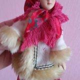 Фарфоровая куколка. Фото 1.