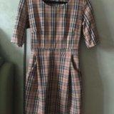 Платье burberry. Фото 2. Москва.