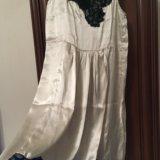 Новое шелковое платье twin set оригинал. Фото 2. Москва.