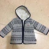 Утеплённая курточка brums. Фото 1.