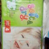 Детские подгузники и пеленки soft&dry. Фото 3.