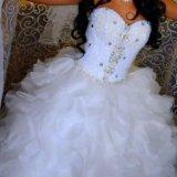 Свадебное платье. торг. Фото 1.
