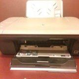 Цветной принтер-сканер hp deskjet 1050a. Фото 3.