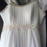 Свадебное платье. Фото 1. Выборг.