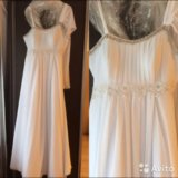 Свадебное платье. Фото 2. Выборг.