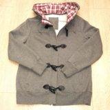 Куртка-толстовка boysen's, м (44-46). Фото 2. Видное.