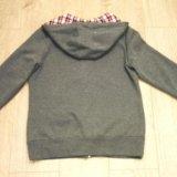 Куртка-толстовка boysen's, м (44-46). Фото 3. Видное.