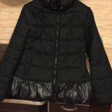 Куртка benetton, можно беременным. Фото 1.
